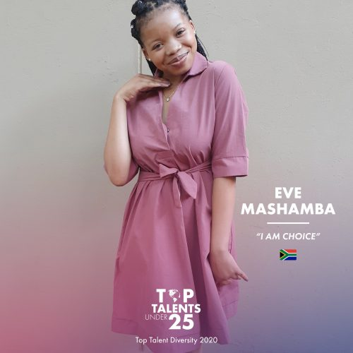 Eve Mashamba