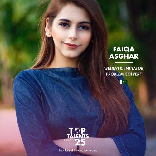 Faiqa Asghar