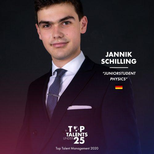 Jannik Schilling
