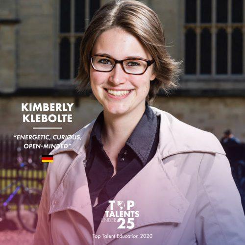 Kimberly Klebolte