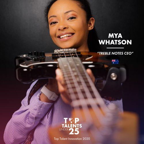 Mya Whatson