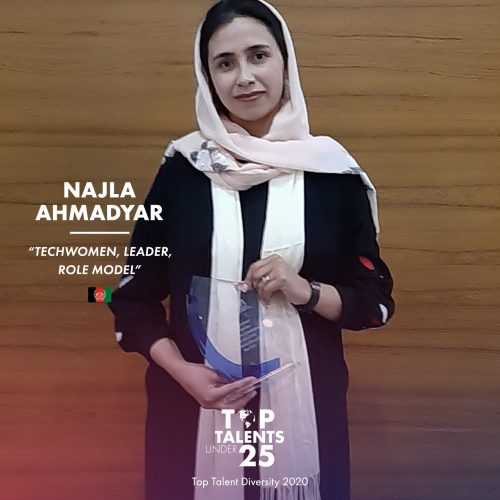 Najla Ahmadyar