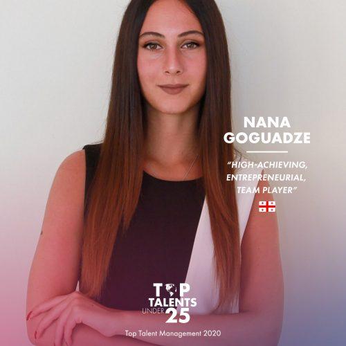 Nana Goguadze