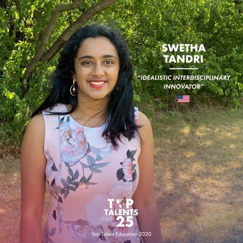 Swetha Tandri