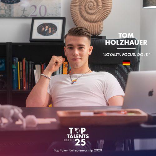 Tom Holzhauer