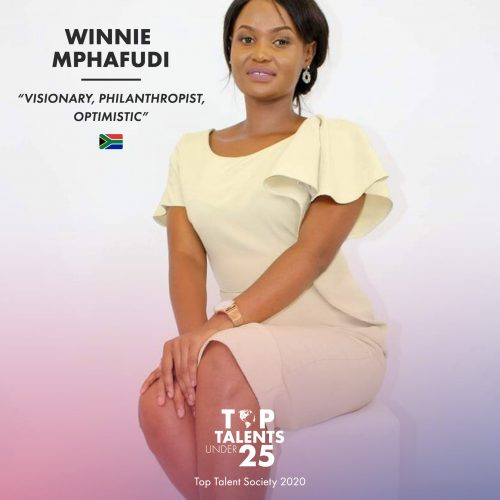 Winnie Mphafudi